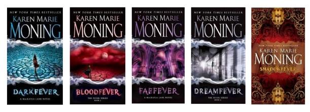 Image result for fever books 1 through 5