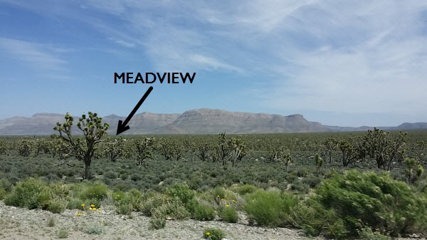 MEADVIEW IN THE DISTANC3E