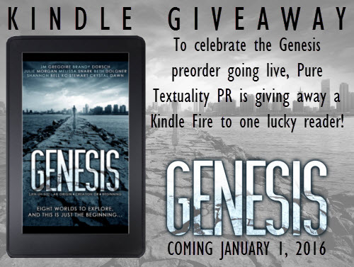 Genesis Kindle Fire Giveaway