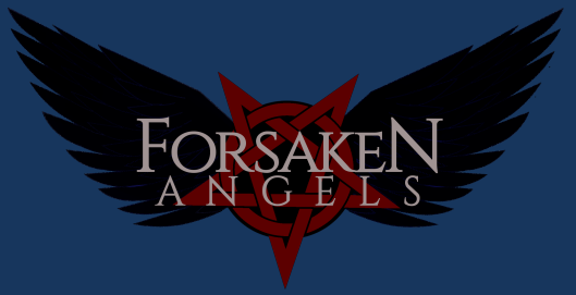 Forsaken Angels Logo for blog post